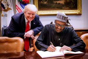 In Phone Call with Secretary Pompeo, Buhari Expresses Satisfaction with US, Nigeria Relations