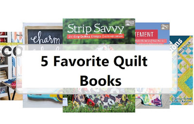 5 favorite quilt books