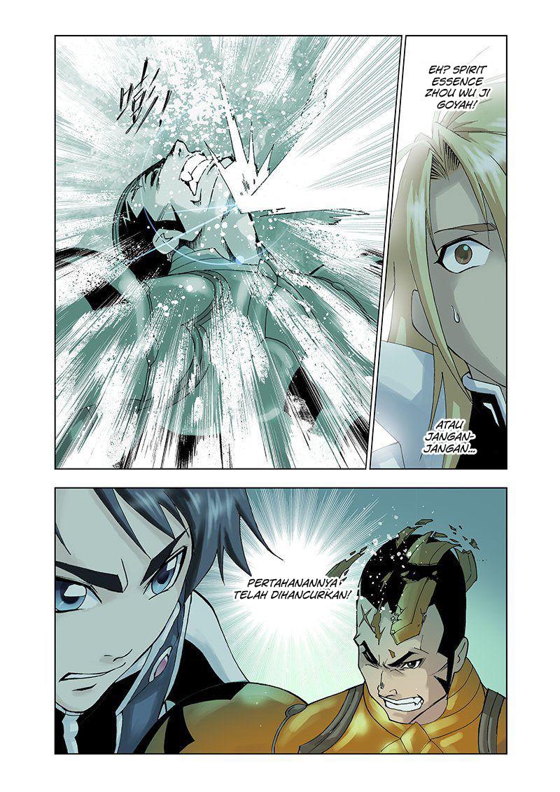 Baca Komik Manga Soul Land Chapter 14 Komik Station
