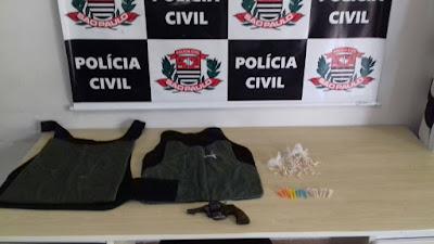 Polícia Civil de Registro-SP desmantela organização criminosa de traficantes de drogas