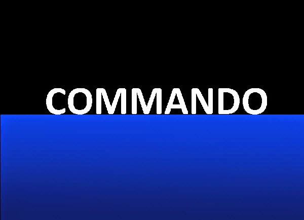 teks commando