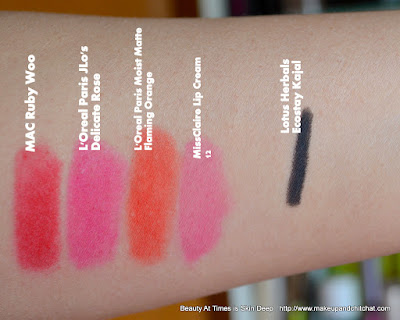 colorful lipsticks for medium skin