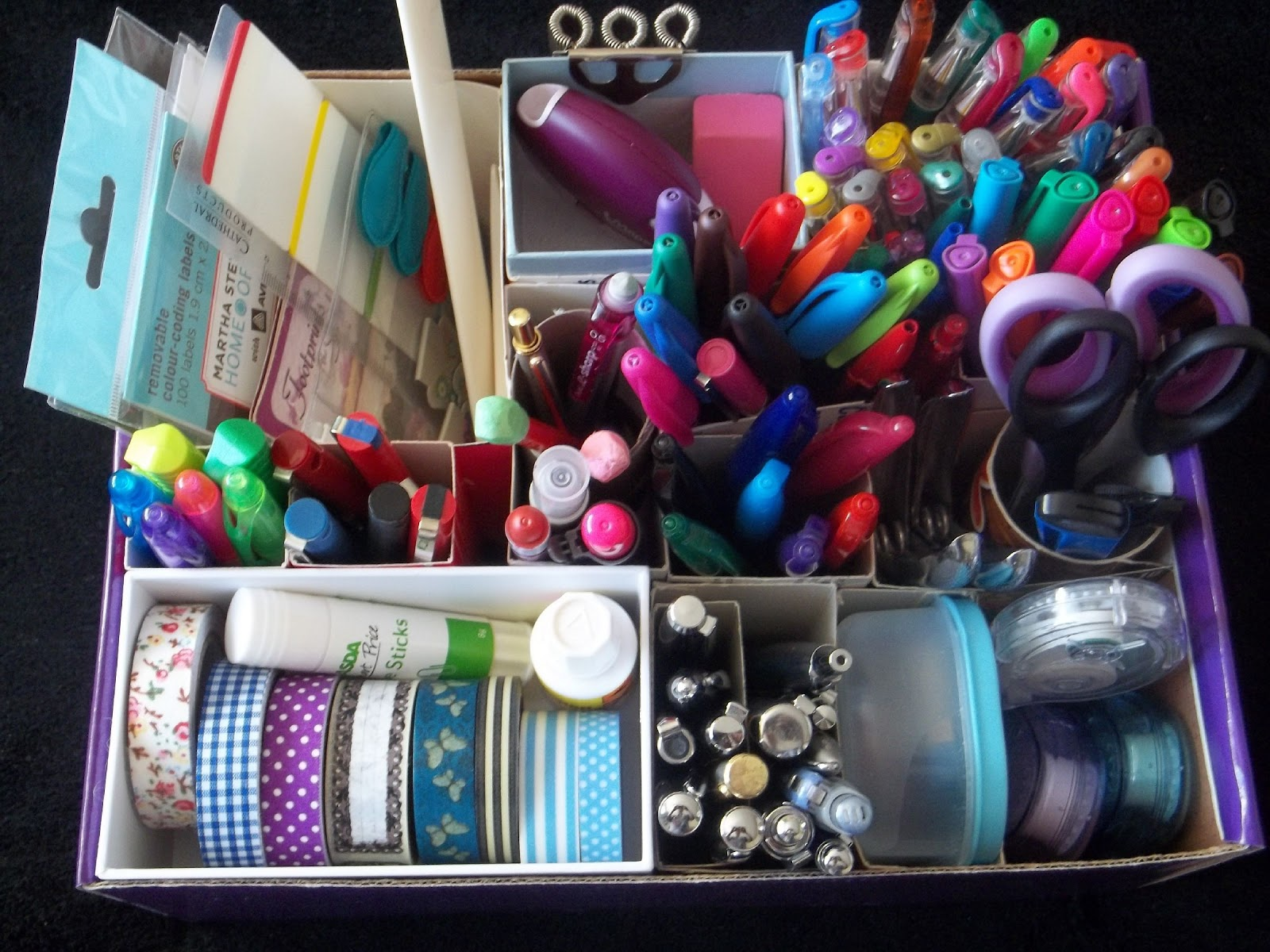 It S My Life Stationary Organisation With My Filofax