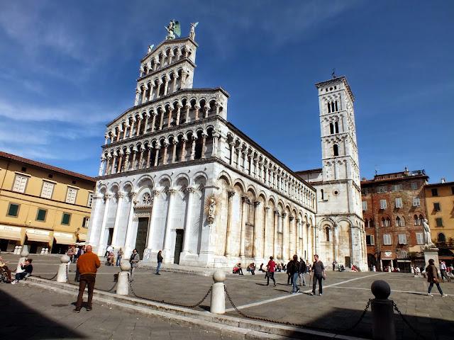Iglesia de San Miguel en Lucca