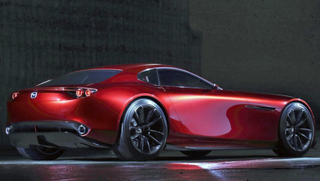 2020 Mazda RX-9 specs
