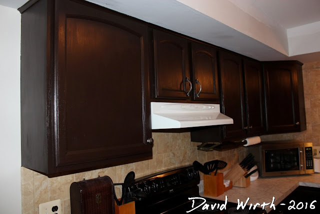 refinishing cabinets kitchen