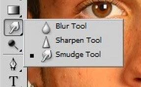 Cara Menghaluskan Kulit Wajah Dengan Smudge Tool Pada Photoshop