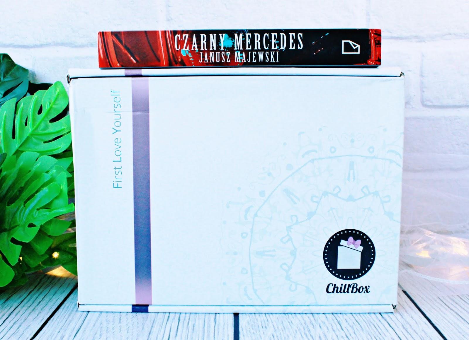 Unboxing pudełka CHILLBOX - edycja wrześniowa (2018)