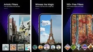 تحميل تنزيل برنامج تطبيق الكامرا MIX by Camera 360 لتصوير صور احترافية وتعديل الصور بسهولة مجانا للاندرويد