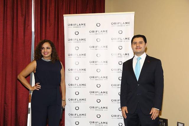 Oriflame Arequipa 2018