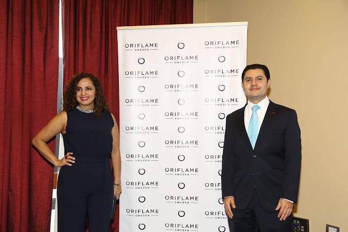 ORIFLAME SE CONSOLIDA EN EL MERCADO DE VENTA DIRECTA EN LA CIUDAD DE AREQUIPA