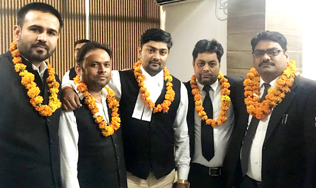 Congress Legal Salary Faridabad Appointed Officials