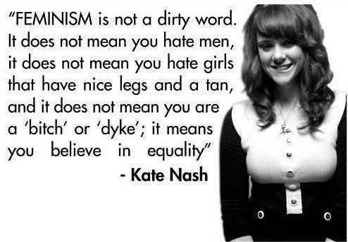 Mengapa Feminisme dianggap Menakutkan?
