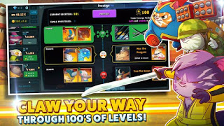 Tap Cats Idle Warfare Mod Apk All Currency Free Download For Android