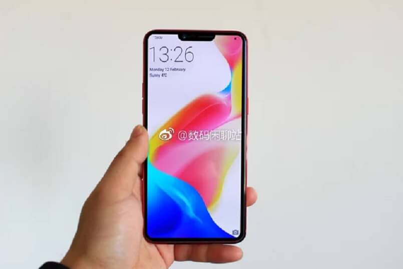 Oppo R15 leaked with infinity display