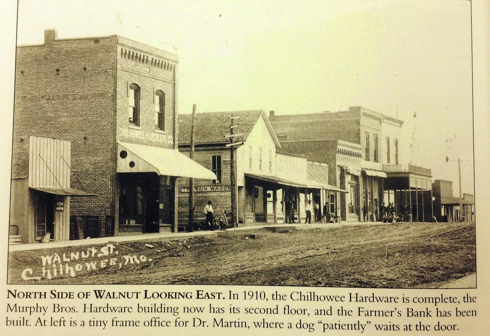 Show Me Johnson County Western Missouri History