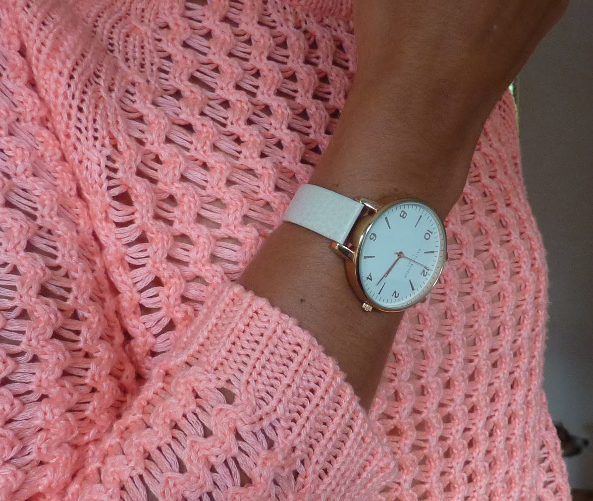d53f28d55f69 BEAUTY   LE CHIC  New Arm Candy... Olivia Burton Big Dial Rose Gold ...