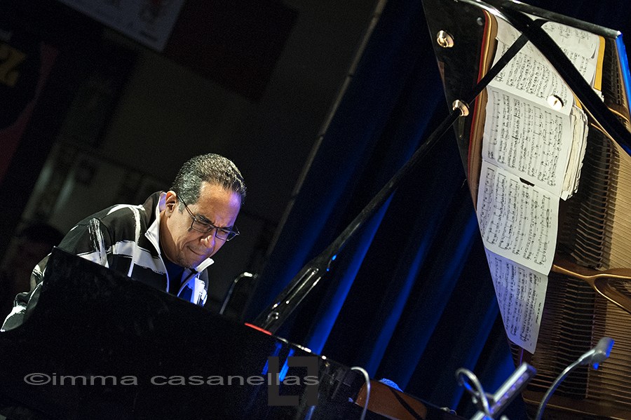 Danilo Pérez, Nova Jazz Cava, Terrassa, 8-març-2019