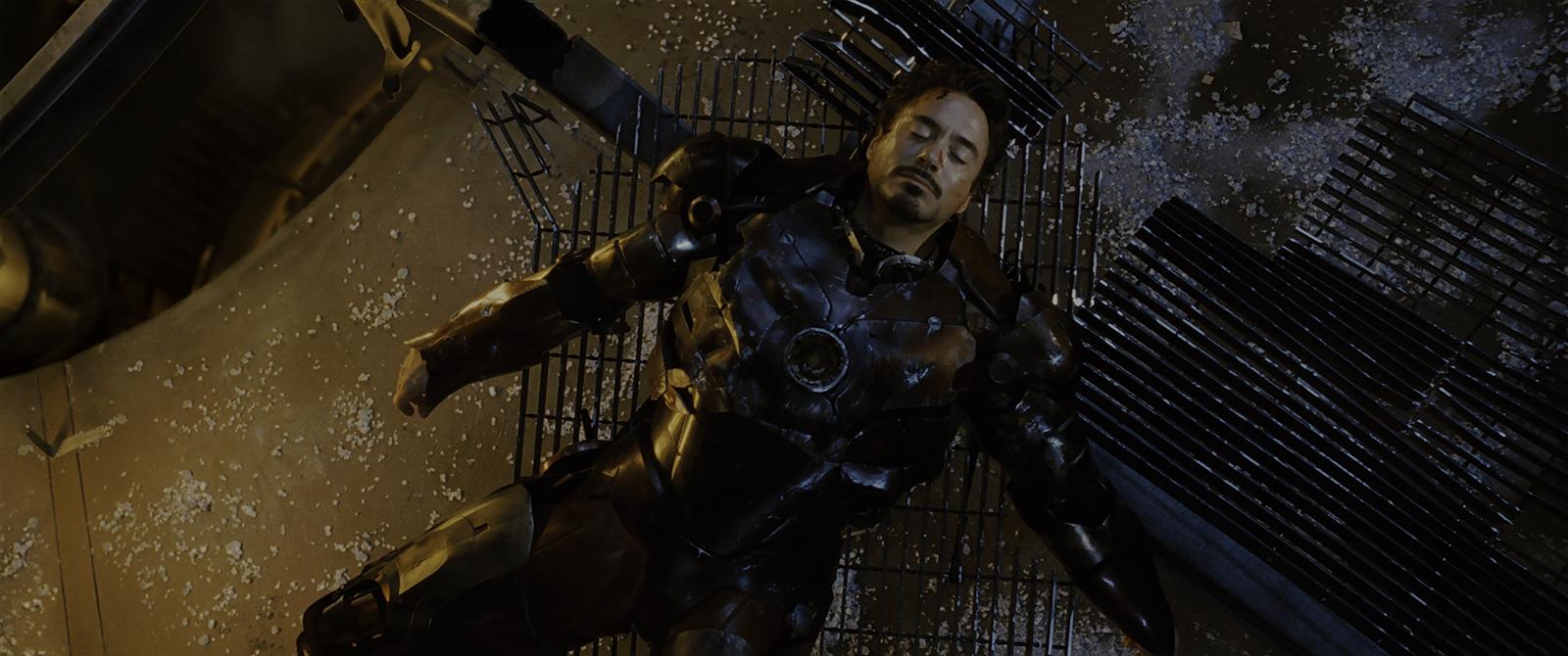 Iron Man: el Hombre de Hierro (2008) 4K UHD [HDR] Latino-Castellano-Ingles captura 4