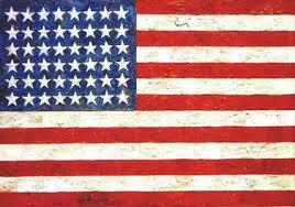 """""""Flag"""", Jasper Johns"""