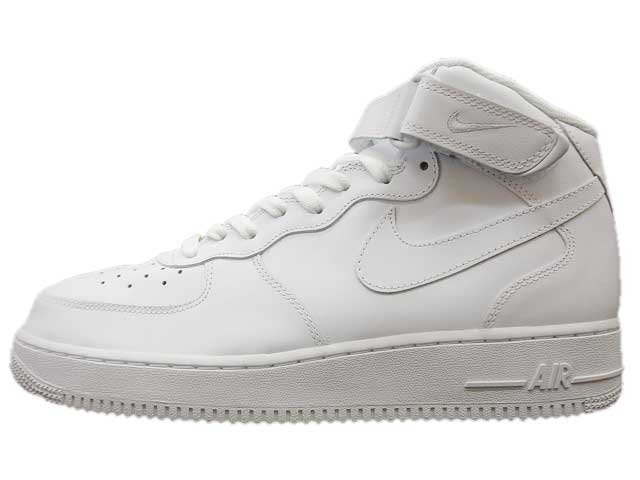 a8773e591f1804 White Air Force 1 Sneakers