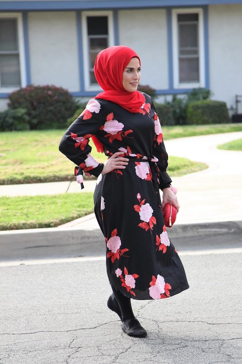 Hijab Casual Dress