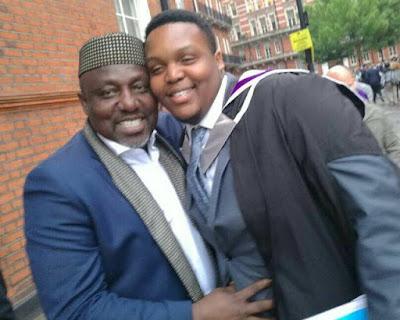 Governor Okorocha speaks on son's death