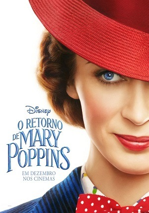 O Retorno de Mary Poppins CAM Torrent Download