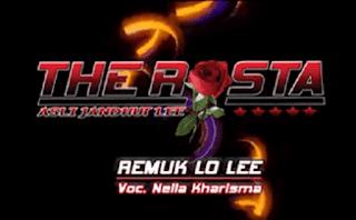 Lirik Lagu Remuk Lo Lee - Nella Kharisma