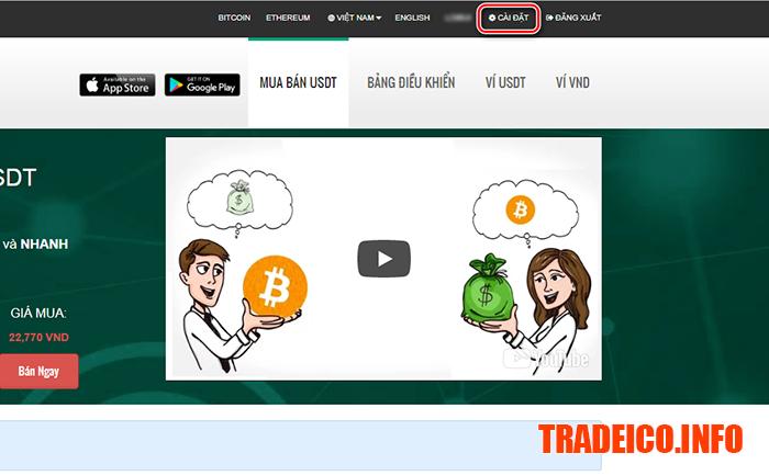 Hướng dẫn đăng ký tài khoản Remitano mua bán tiền ảo