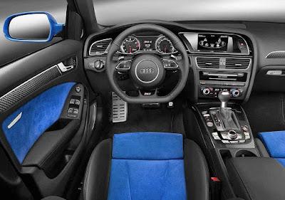 2016 cabine audi RS4 intérieur
