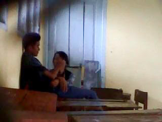 Anak SMP Mesum Dikelas