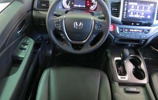 Honda Ridgeline 2019 Interior