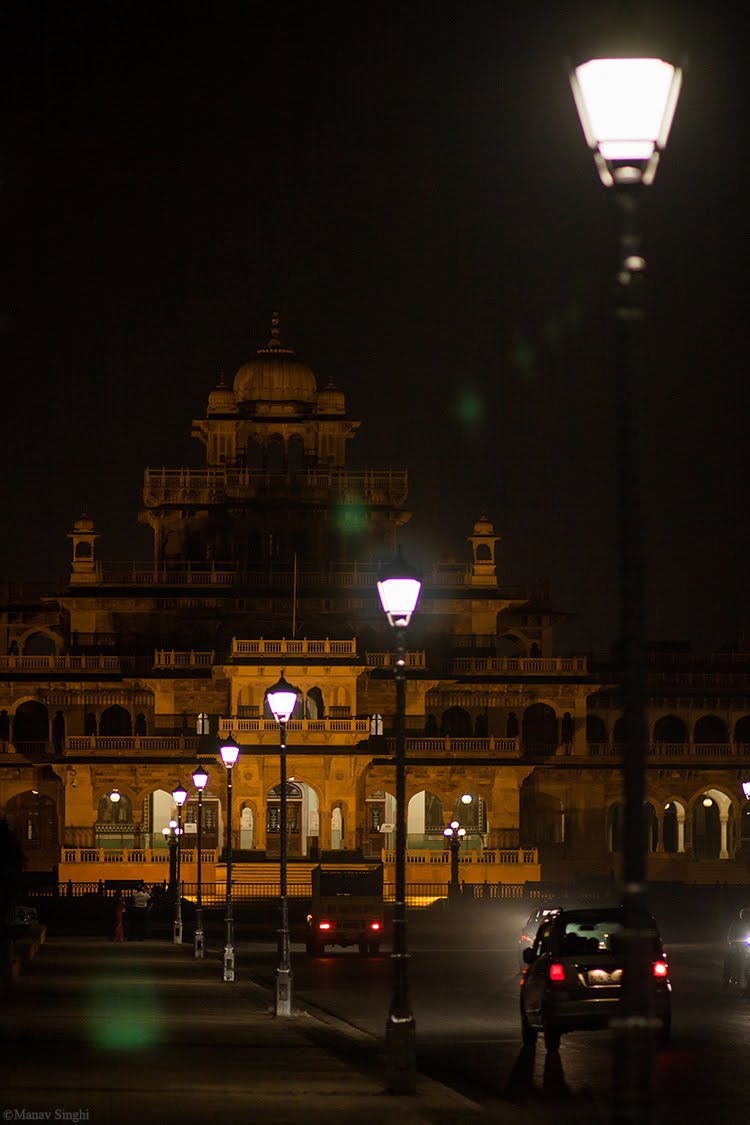 Albert hall Museum, Jaipur.