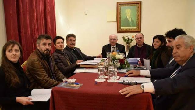 Γενική Συνέλευση του Δικτύου Πόλεων Ιωάννη Καποδίστρια