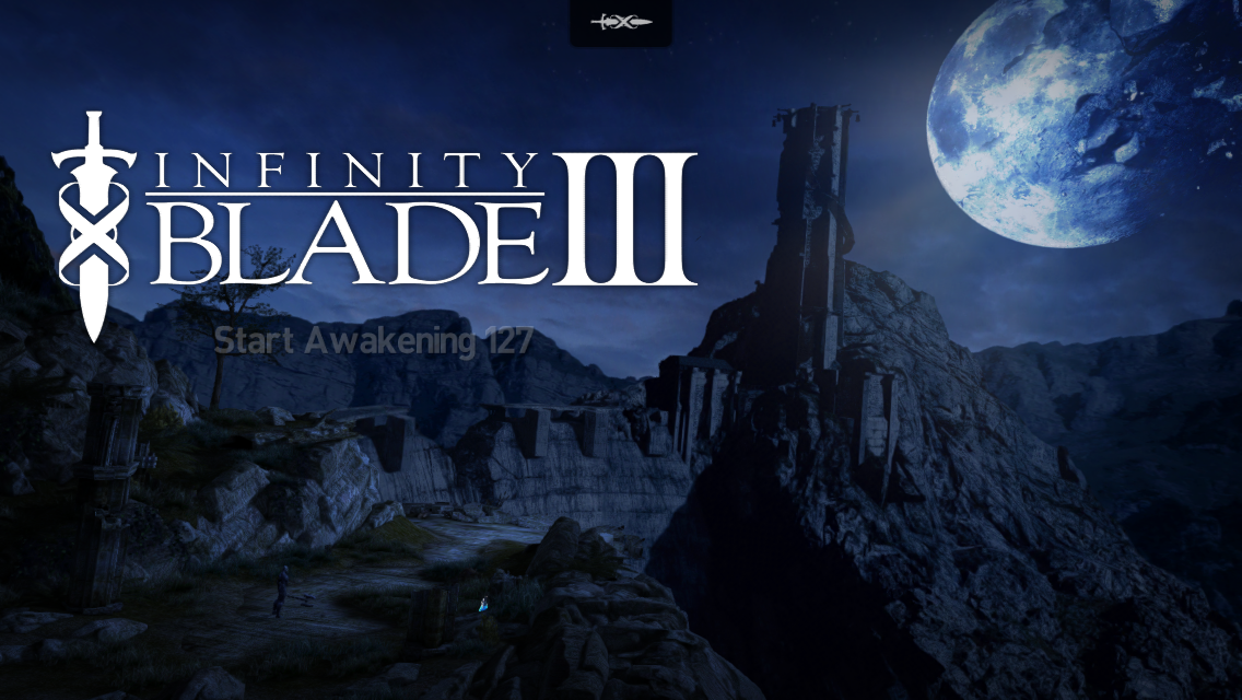 Bod Blog Gaming: Infinity Blade 3 (iOS)
