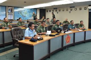 Panglima TNI : Program Pembangunan TIK Dukung Tugas TNI di Perbatasan dan Pulau Terluar