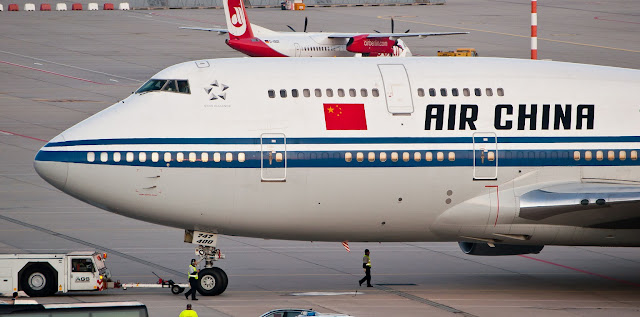 air china çin havayolları