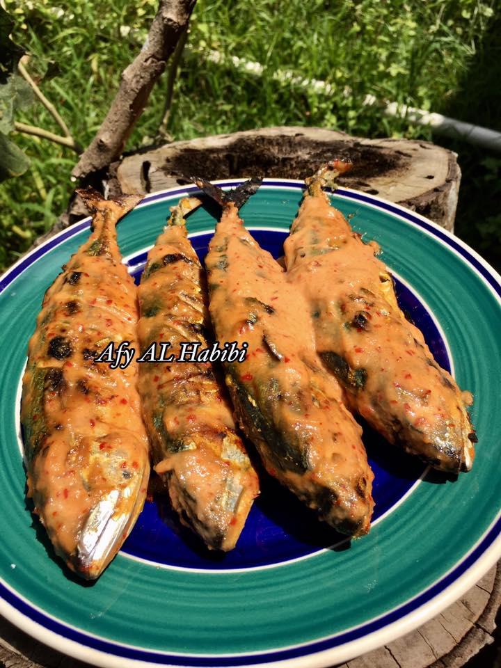Resepi Ikan Percik Kelantan ~ Resep Masakan Khas