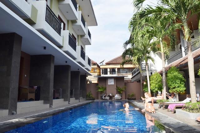 Hotel asyik dan nyaman di Bali