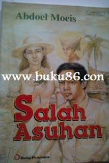 Novel Salah Asuhan Abdul Muis