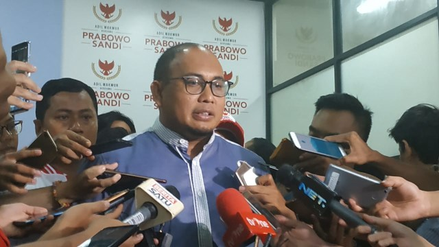 BPN Prabowo-Sandi Yakin Jokowi akan Gugat ke MK