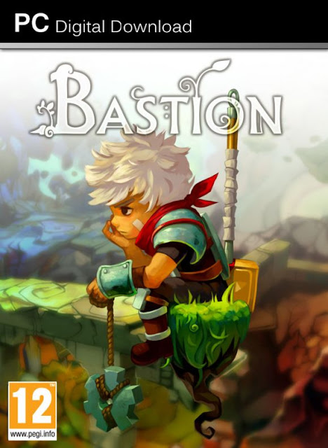 Bastion PC FULL Portada