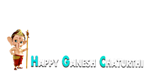 Happy Ganesh Chaturthi PNG Effects