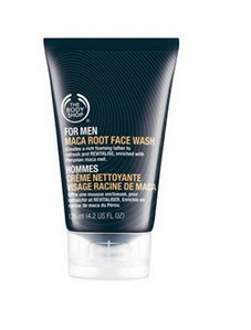 The Body Shop For Men Maca Root Face Wash (Price Rs 970)