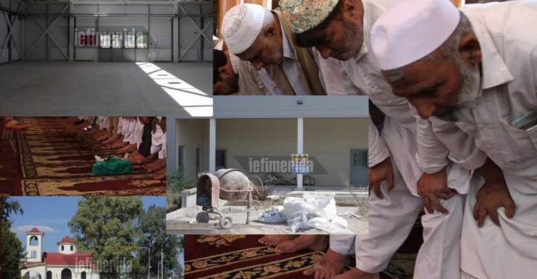 Παίρνει μορφή το ισλαμικό τέμενος δίπλα σε χριστιανική εκκλησία – Αδιάκοπο σφυροκόπημα κατά της εθνικής μας οντότητας