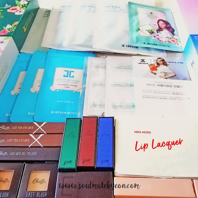 Monthly Project; Gmarket Beauty Haul v2019