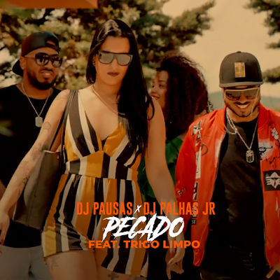 DJ Pausas & DJ Palhas Jr - Pecado (feat. Trigo Limpo) 2018 | Download Mp3
