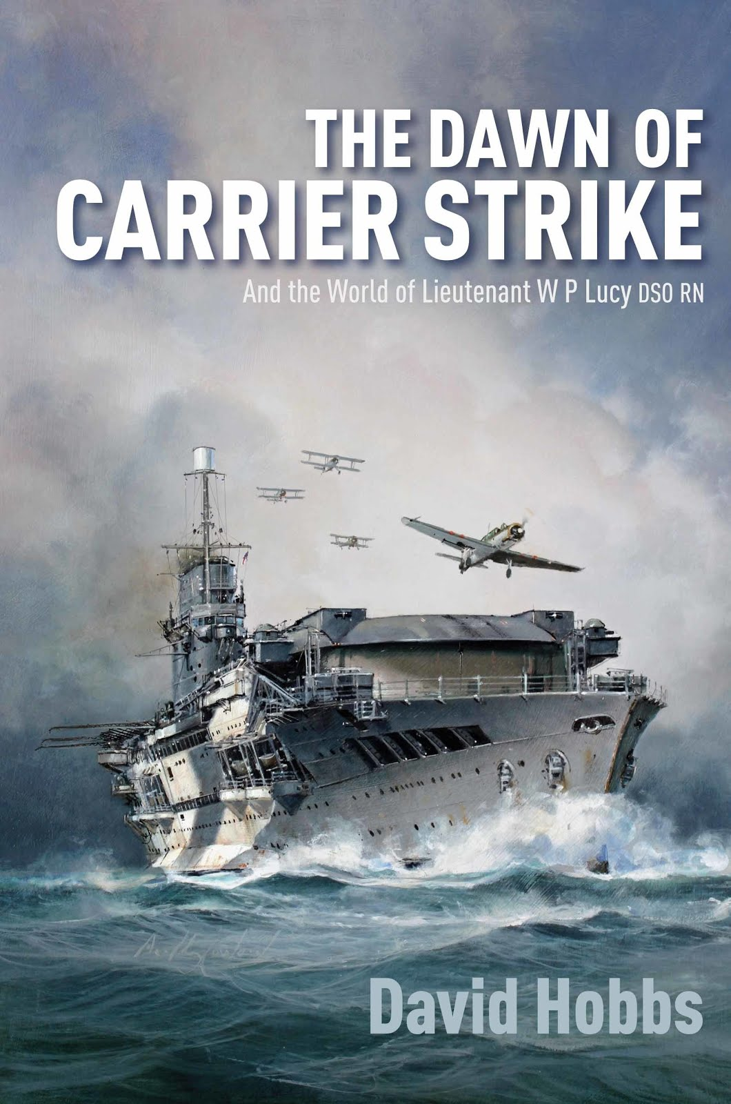 The Dawn of Carrier Strike