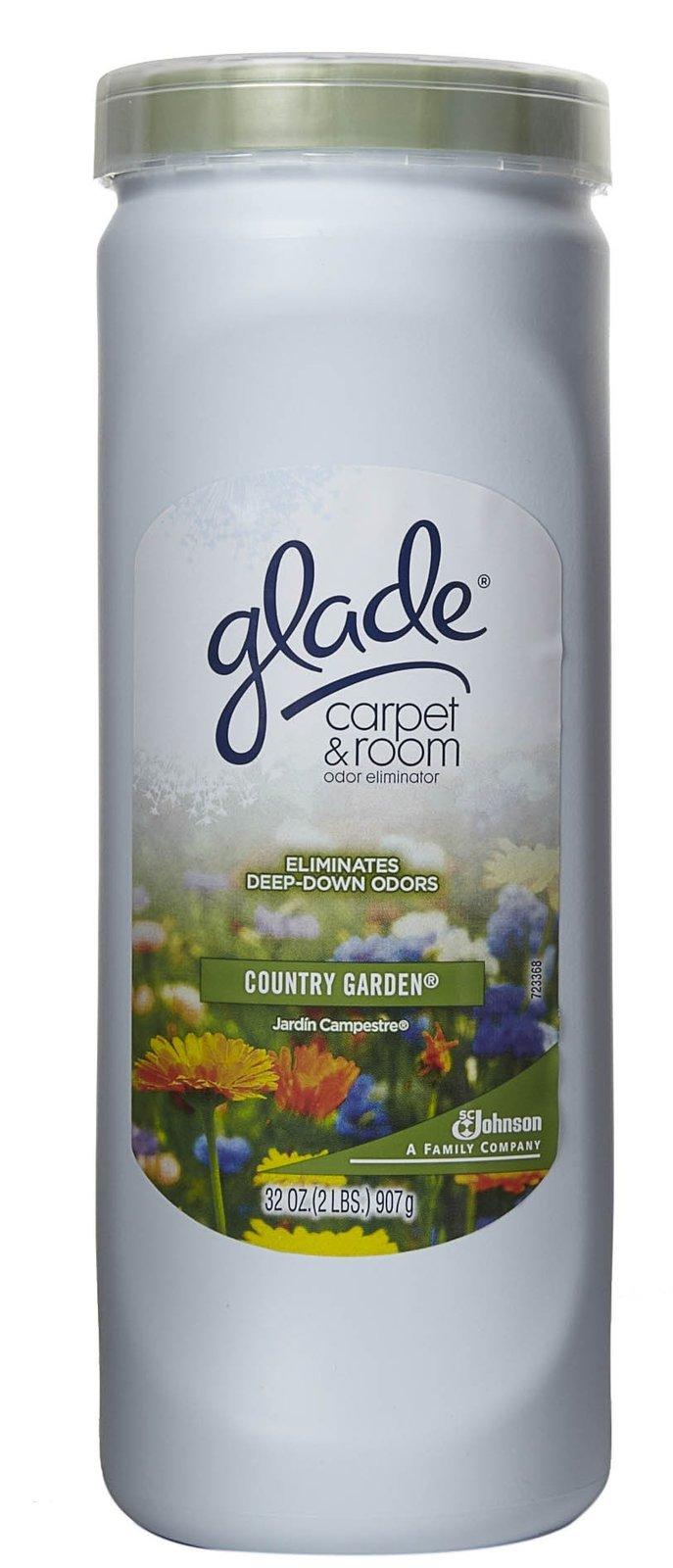 Good Karma Mommie: Homemade Carpet Deodorizer